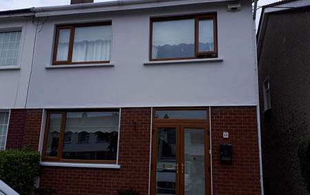 exterior painting dublin