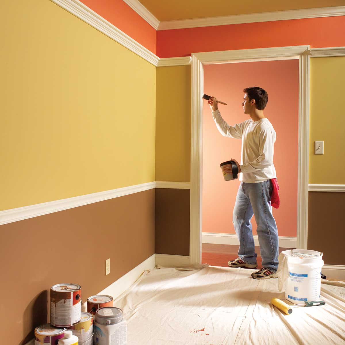 Indoor Painting Tips..
