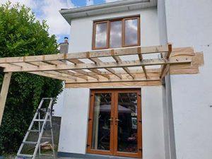 garden deck construction