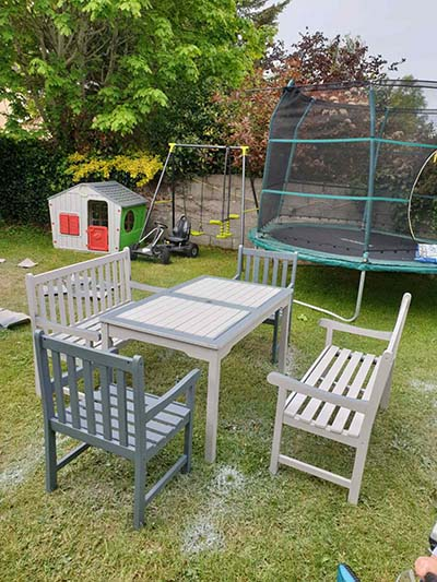 furniture spray painting dublin