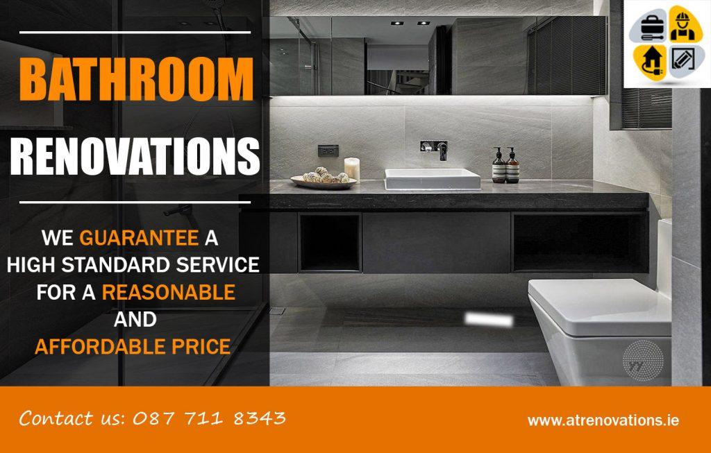bathroom renovations in Dublin
