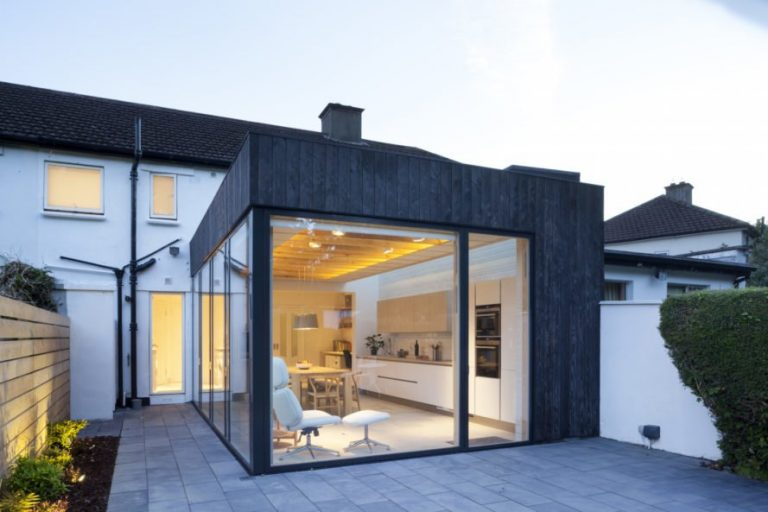 professional house extension in Dublin