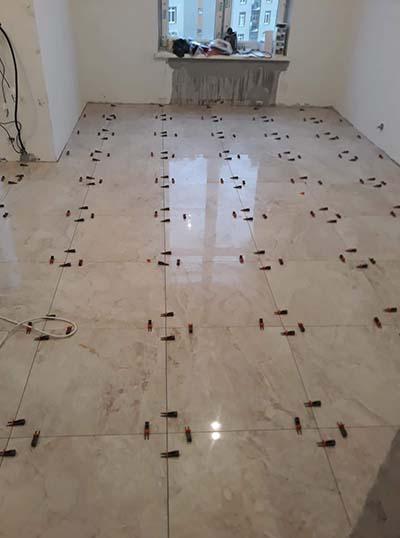 renovated floor